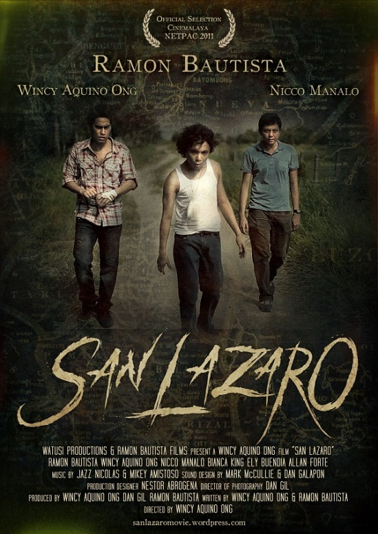 San Lazaro Movie Poster